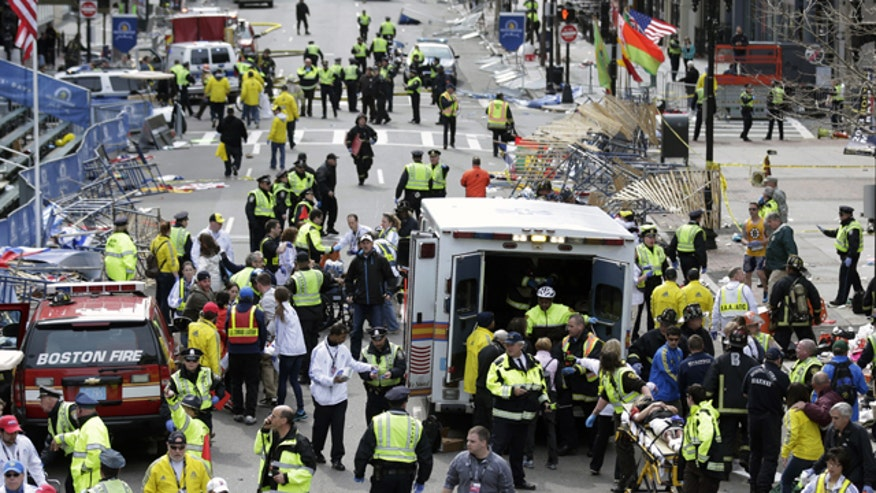 Boston bombings cloud immigration moves. Senator Reid agrees on potential Obamacare 'train wreck'. Plus - latest Obama nominees.