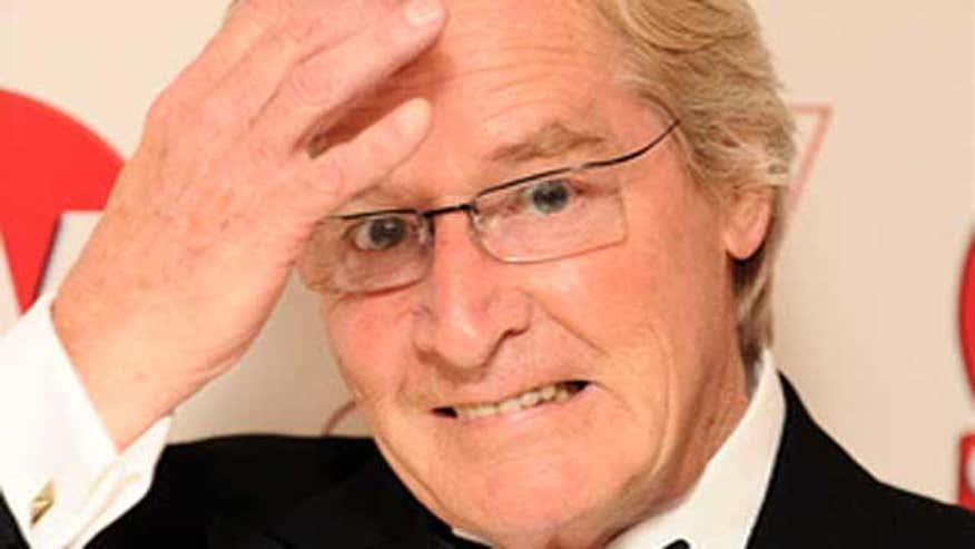 William Roache was arrested for raping a young girl