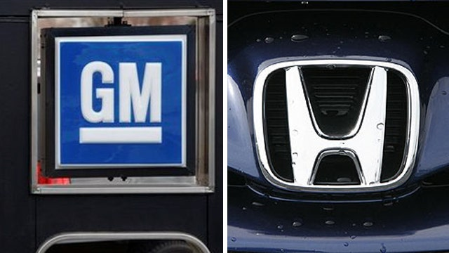 Bank on This: Honda and GM announce vehicle recalls