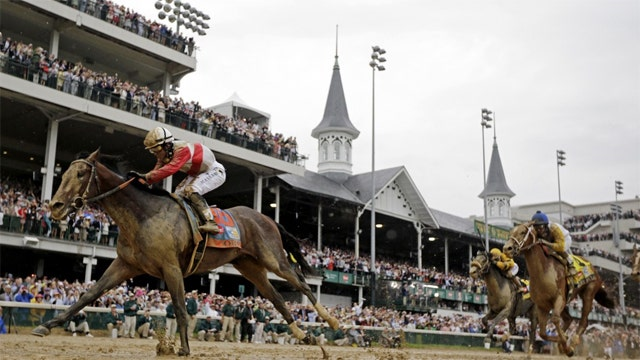 Saddle up for the Kentucky Derby