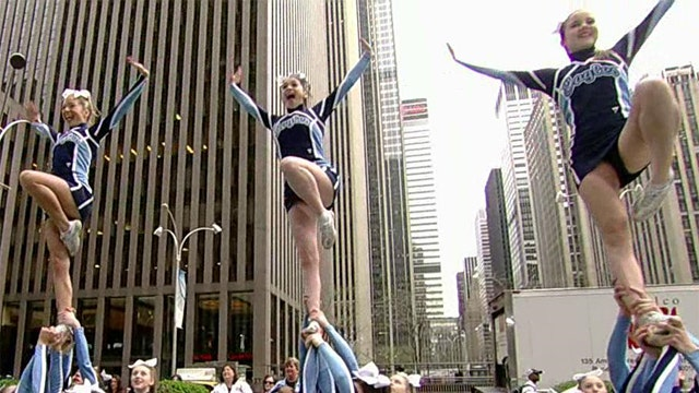 Should cheerleading be considered a sport?