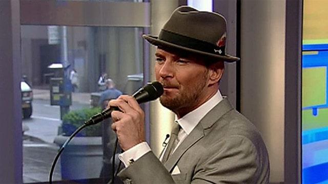 Matt Goss performs 'Strong'
