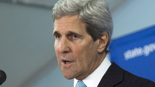 Subpoena issued for Kerry to testify on Benghazi