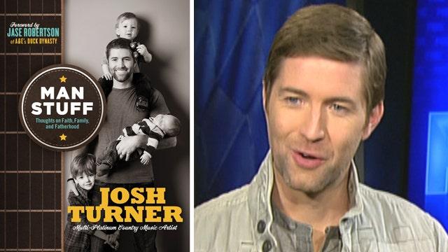 Josh Turner: New Book, New Music