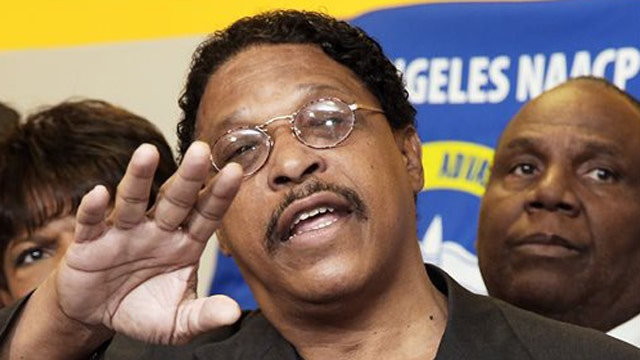 Los Angeles NAACP president resigns