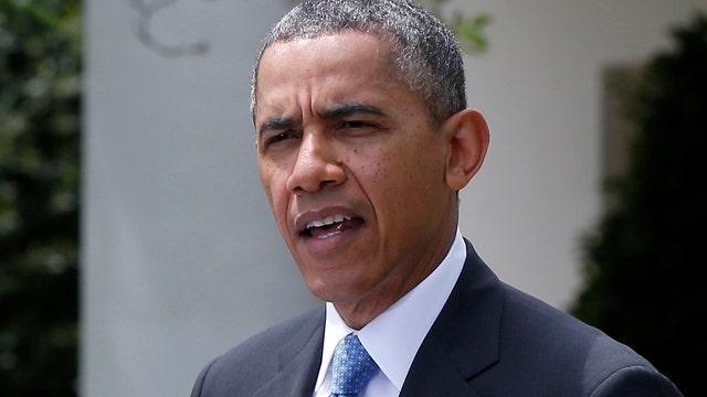 President Obama speaks on violence in Ukraine