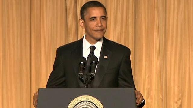 Greta to Obama: No Benghazi jokes at Correspondents' Dinner