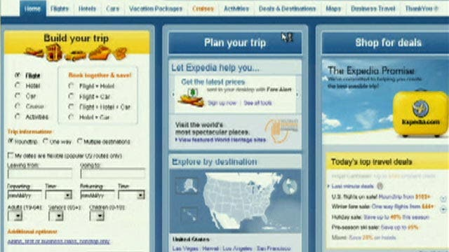 Best online travel sites and rewards programs