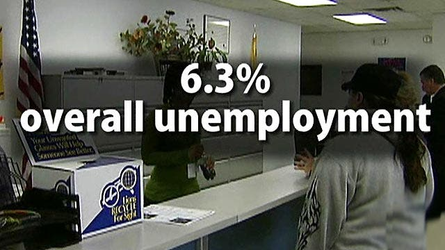 Truth behind lower unemployment rate