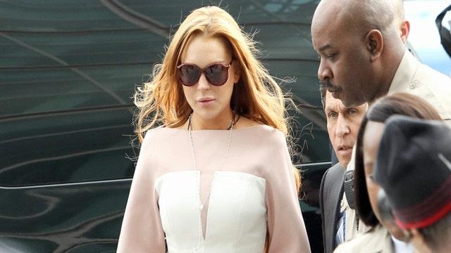 Lindsay Lohan a no-show at rehab