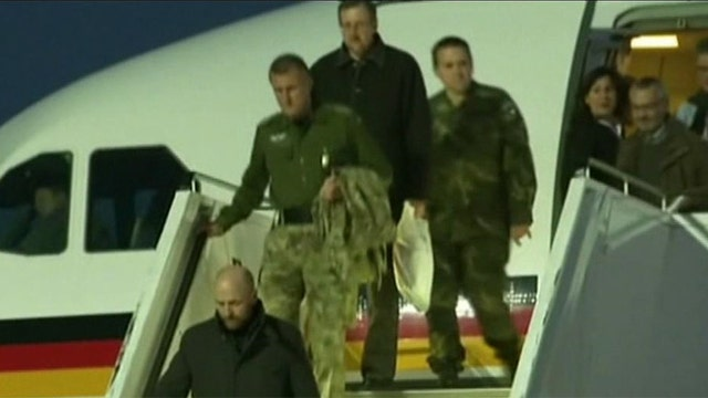 Ukraine: Abducted military observers released