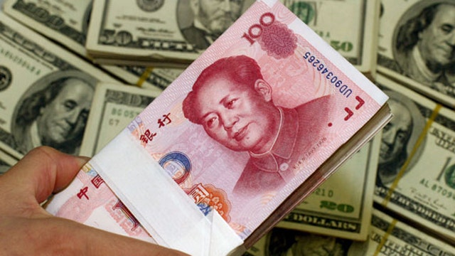 Report: China poised to overtake US as top economic power