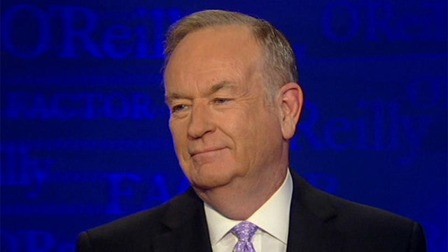 Bill O'Reilly brings 'No Spin Zone' to 'Cashin' In'