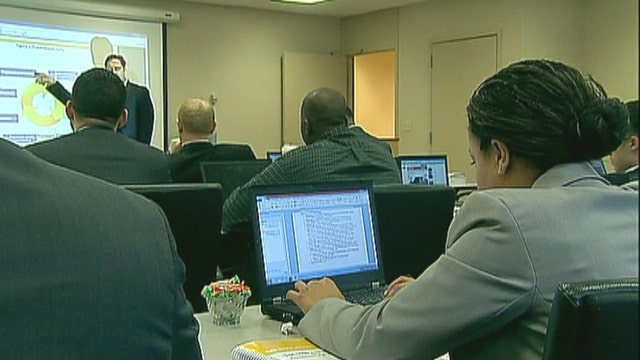 From boots to suits: Vets learn to navigate corporate world