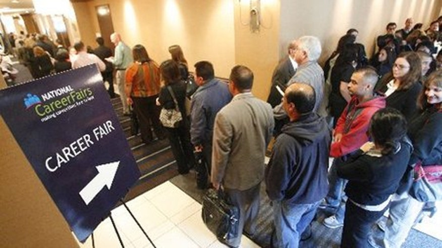 Economy adds 165,000 jobs in April