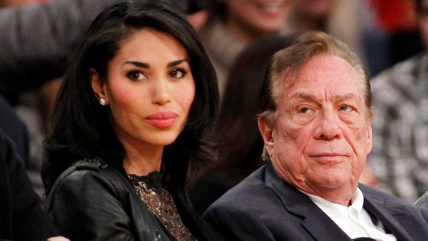 Woman at the center of the Donald Sterling racism uproar steps into the media spotlight