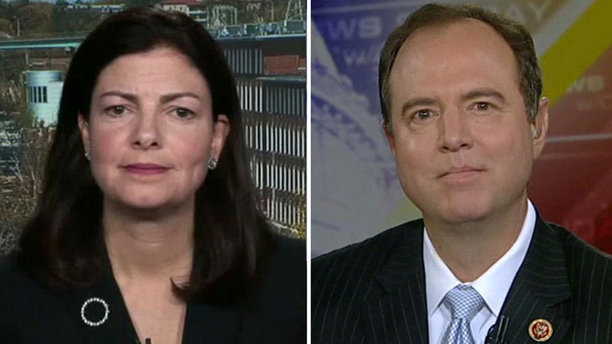 Sen. Kelly Ayotte and Rep. Adam Schiff on push for answers