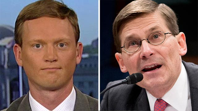Did ex-WH official contradict ex-CIA official on Benghazi?