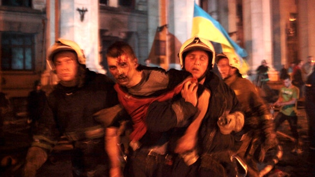 Is Russia trying to foster civil war in Ukraine?
