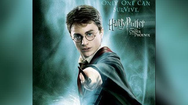 College students sign up for 'Harry Potter' religion class