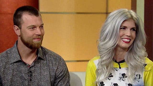 Power couple still finds time for faith, family