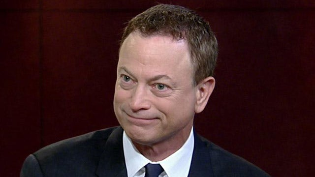 Gary Sinise's mission to help wounded vets