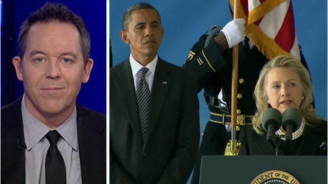 Gutfeld: Submissive media created the battle over Benghazi