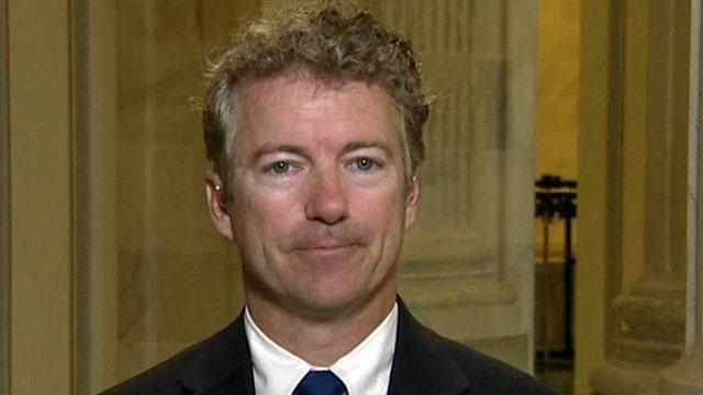 Rand Paul on why Hillary Clinton needs to be subpoenaed