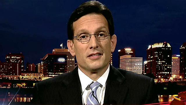 Cantor: Obama can't ignore Benghazi select committee