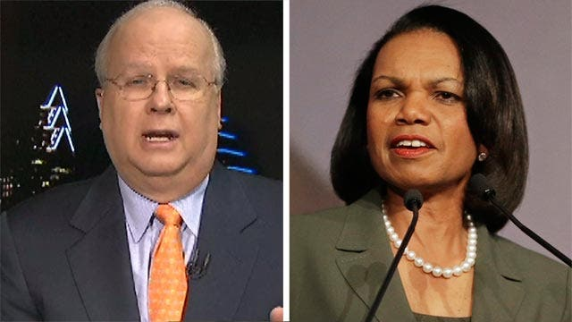 Rove: Rutgers-Rice uproar 'political correctness gone nuts'