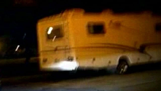 Bachelor party finds dead body in rented RV