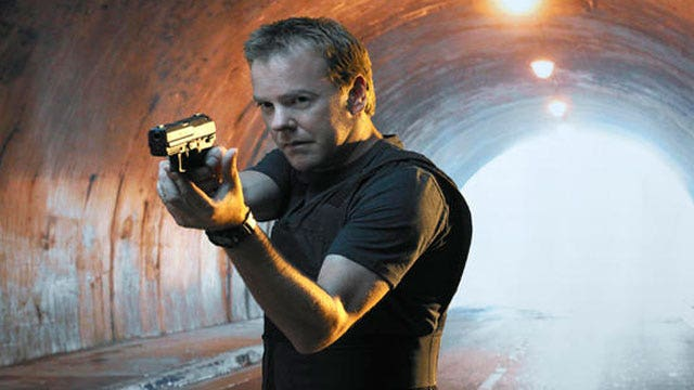 After a four-year hiatus, Jack Bauer is back
