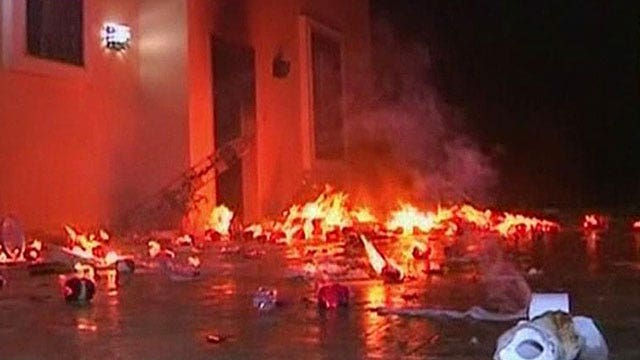 Controversy over where Obama was during Benghazi attacks
