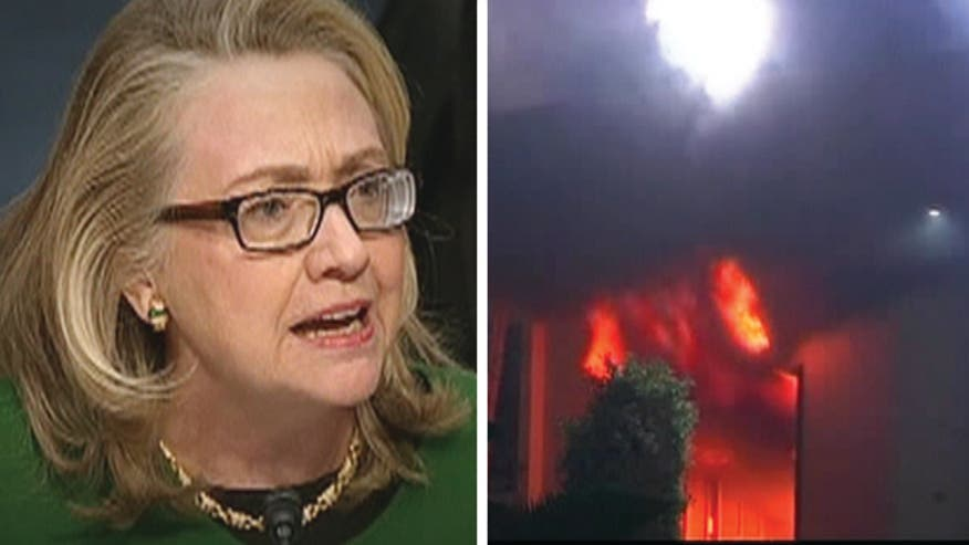With 'whistle-blower' witnesses set to testify, will questions about what happened during the Benghazi attacks, an alleged cover-up and Hillary Clinton's actions be answered?