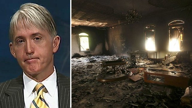 What Rep. Gowdy wants to learn from Benghazi investigation