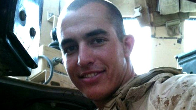 Marine jailed in Mexico 'encouraged' by support from home