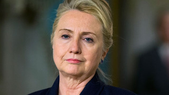 Anti-Hillary group says it has raised more than $500k