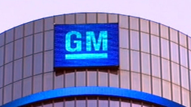 Another recall for General Motors