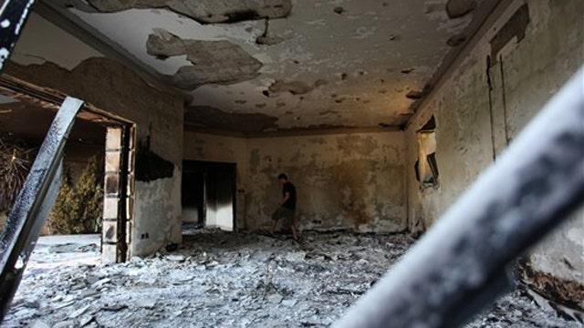 Alan Colmes and The Judge Talk Benghazi