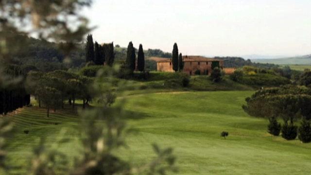 Medieval Tuscan estate revived as 21st century getaway