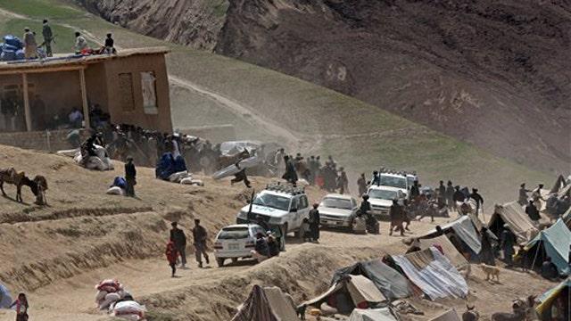 Help arrives for survivors of deadly Afghanistan mudslide