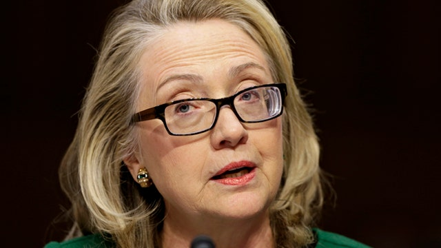 What was Hillary Clinton's role in Benghazi?