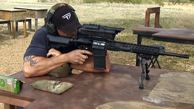 New smart rifle makes shooting your target easier