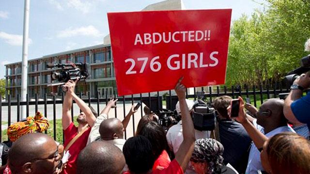 FBI to help rescue schoolgirls kidnapped in Nigeria