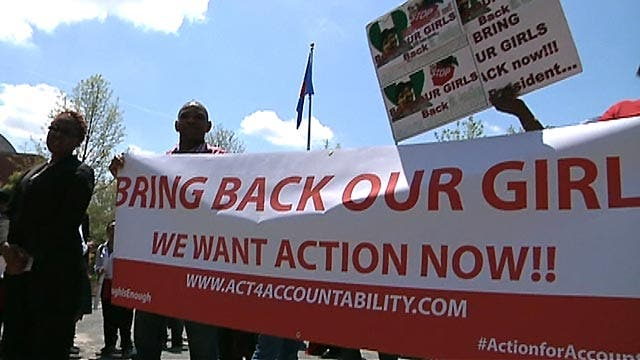 Outrage over kidnapping of Nigerian girls growing