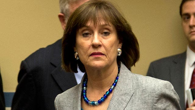 House to vote on contempt charge for Lois Lerner