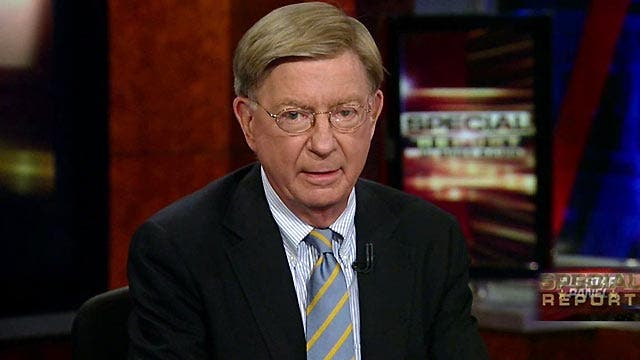 George Will: 'Scientists are not saints