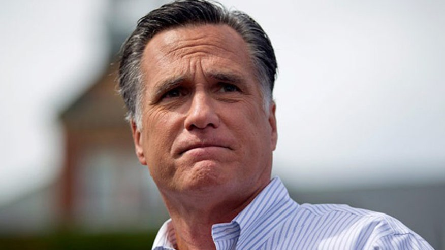 Group pushing for Romney to run again