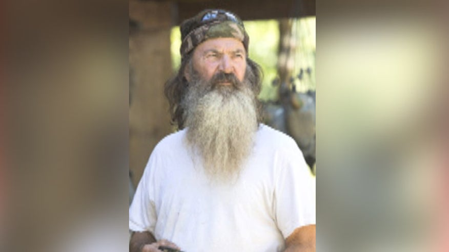 Phil Robertson spoke with FOX 411 about his new book and his family