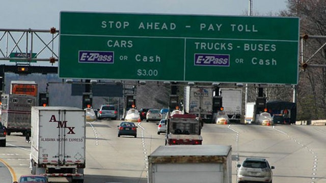 President Obama proposing new tolls for nation's interstates